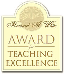Howard A. White Award - Pepperdine University
