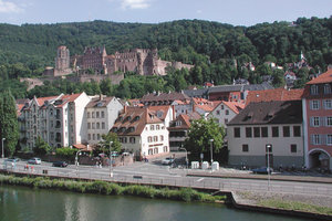 Heidelberg castle - Pepperdine University