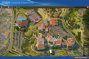 Pepperdine Campus Map - Pepperdine University