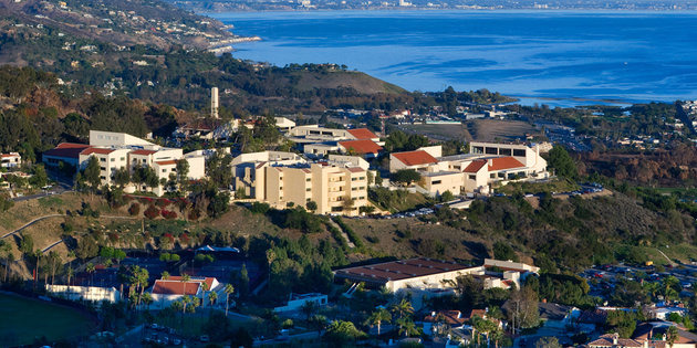 Pepperdine Malibu Campus