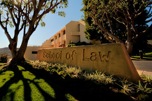 Pepperdine University School of Law Campus
