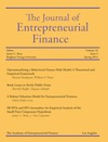 The Journal of Entrepreneurial Finance (Graziadio) - Pepperdine University
