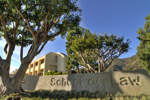 School of Law campus - Pepperdine University