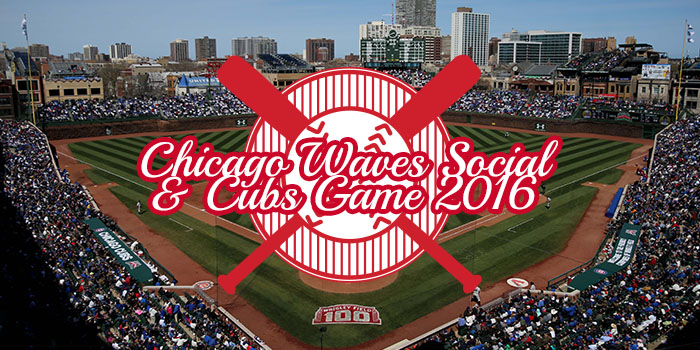 Chicago Waves Social and Cubs Game 2016 event logo - Pepperdine University