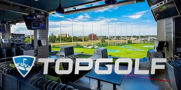 Colorado Waves at Top Golf - Pepperdine University