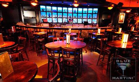 Bar in Las Vegas - Pepperdine University