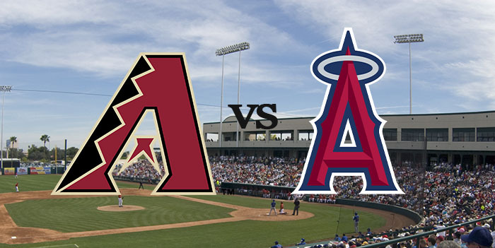 Phoenix Waves: Spring Training Diamondbacks vs. Angels