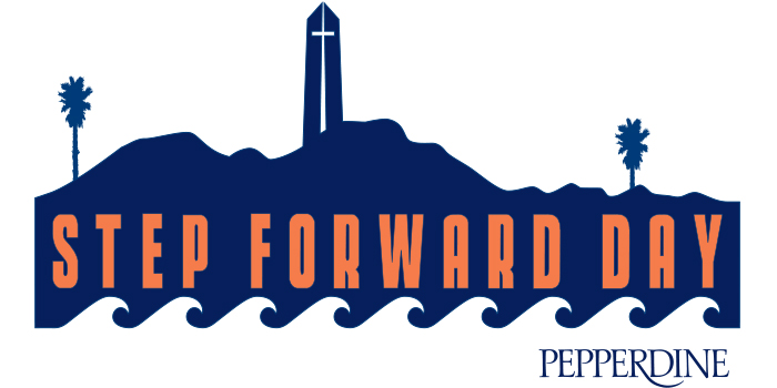 Orange County Waves: Step Forward Day 2016 event logo - Pepperdine University