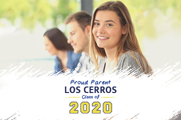 Los Cerros High School Facebook Parent Frame
