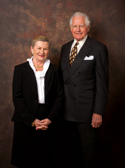 Marylyn M. Warren and Glen A. Holden - Pepperdine University
