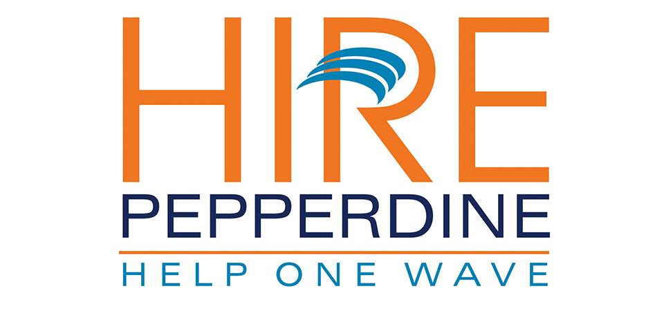Hire Pepperdine - Help One Wave