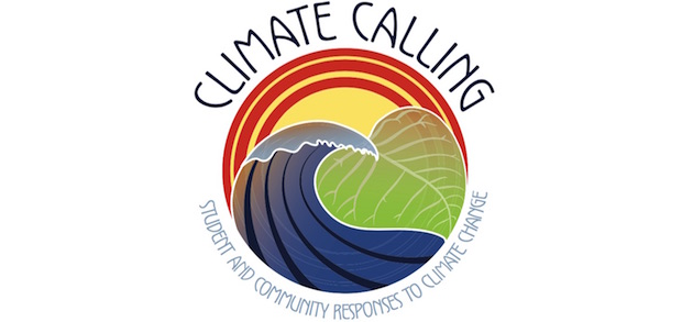 Climate Calling 2016 logo