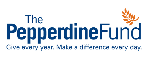 The Pepperdine Fund wordmark - Pepperdine University