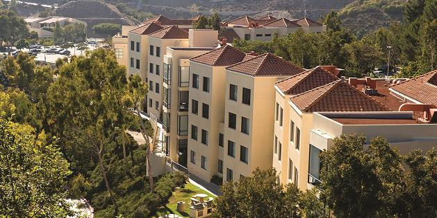 Rockwell Towers - Pepperdine University