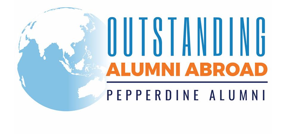 Pepperdine is excited to introduce 20 alumni who demonstrate the University's mission of purpose, service, and leadership through their personal passions and professional accomplishments while living abroad.
