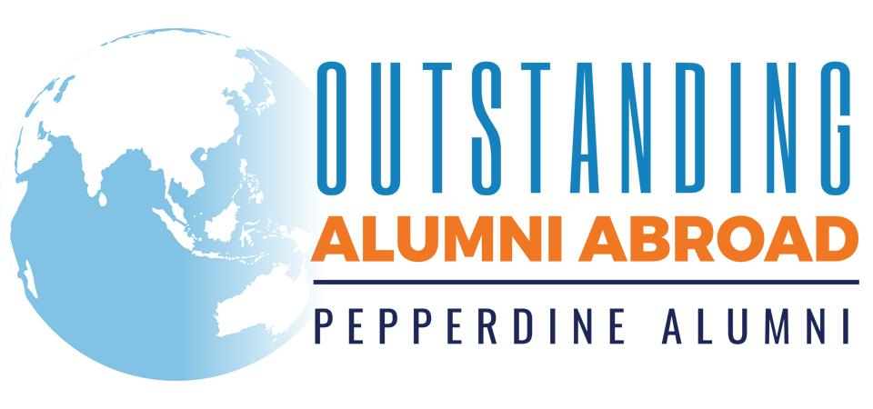 Pepperdine Alumni Affairs is excited to announce the 2018 search for Outstanding Alumni Abroad. Nominations have closed, but winners will be announced in October 2018.