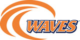 Pepperdine Waves (wave) wordmark - Pepperdine University