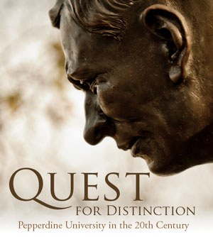 Quest for Distinction book cover
