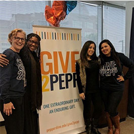 #Give2Pepp