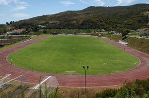 Stotsenberg Track - Pepperdine University