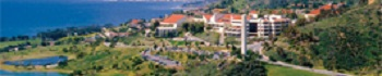 The Malibu campus - Pepperdine University