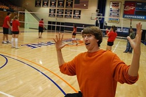 The Campus Recreation Intramural program - Pepperdine University