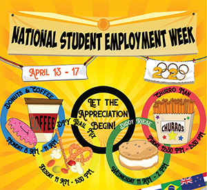 National Student Employment Week