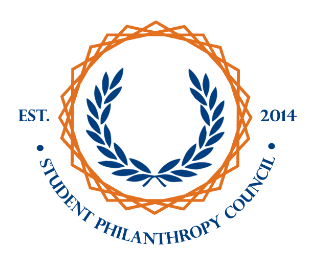 The Student Philanthropy Council (SPC) logo - Pepperdine University